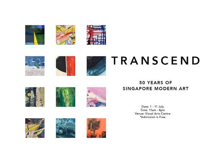 An art exhibition by twelve eminent second-generation artists responsible for defining, initiating and propelling the development of modern art in Singapore
