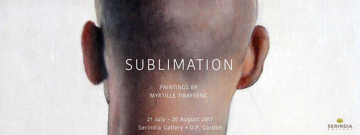 Serindia Gallery - Sublimation - Paintings by Myrtille Tibayrenc