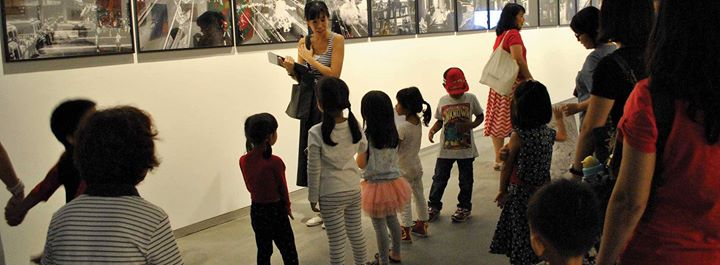 Kinokuniya KL - Ilham Gallery - Children's Picture Book Reading Session