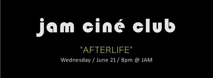 JAM - CINE CLUB ('Afterlife' Death) by Natchanon Vana