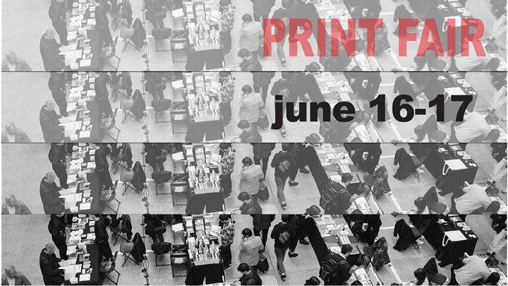 Rooftop Gallery - Photography Print Fair in Bangkok