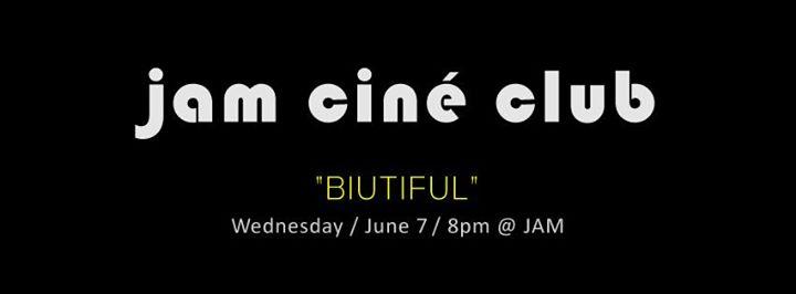 JAM - CINÉ CLUB ('Biutiful' Death) by Natchanon Vana