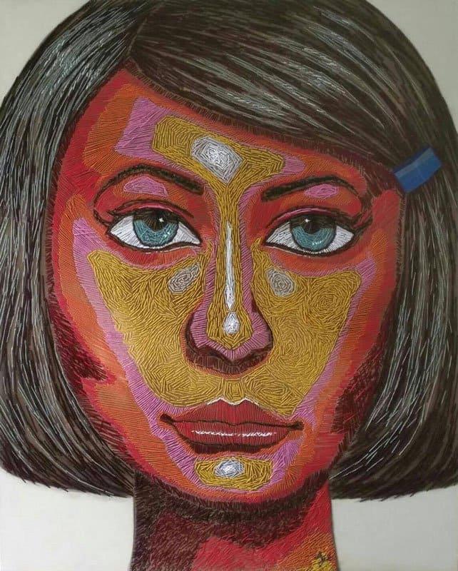 Age - Portrait 60 - 120 x 150 - 38
