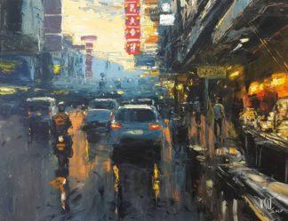 Dusit - China Town 11 - 100 x 80 - 15-6