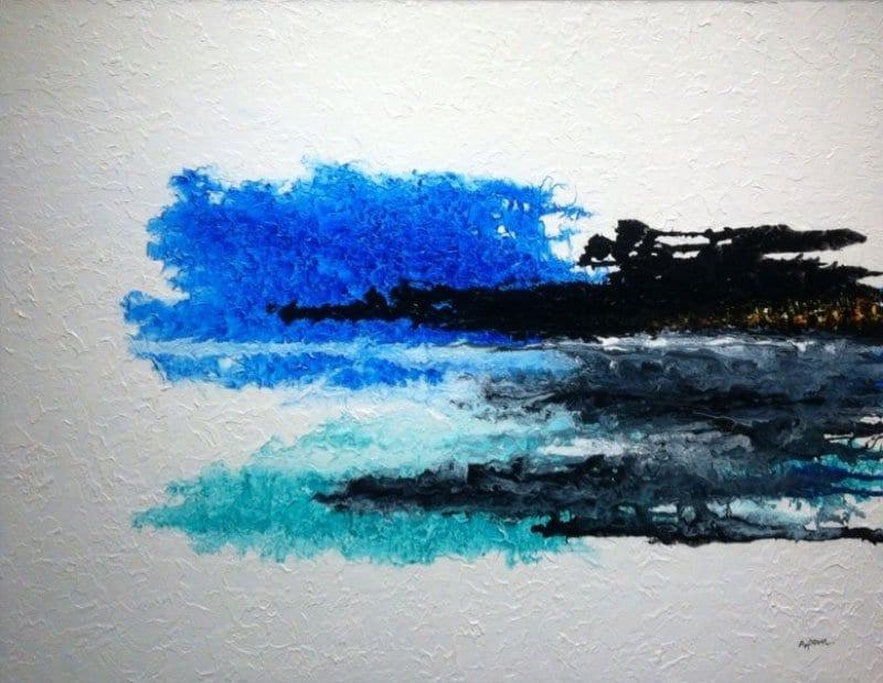 Mam - The Sea 23 - 120 x 100 - 15