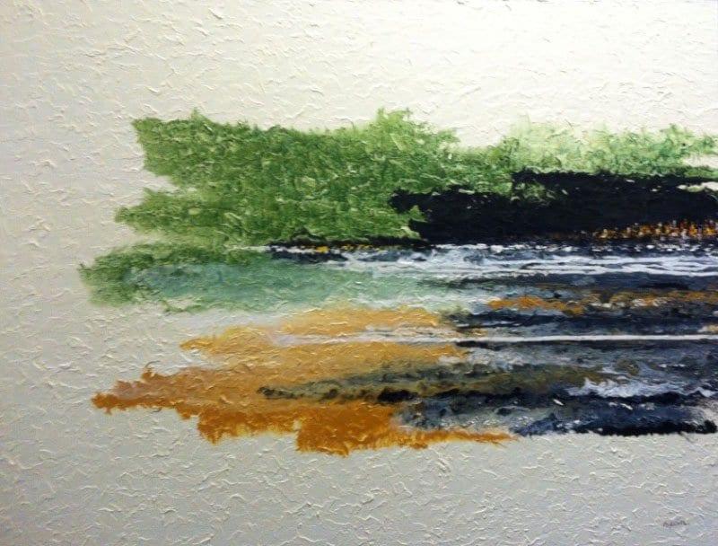 Mam - The Sea 24 - 120 x 100 - 15