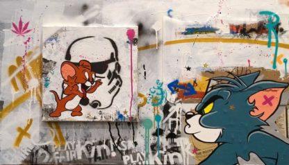 SOS - Painting 25 - 122 x 70 - 12