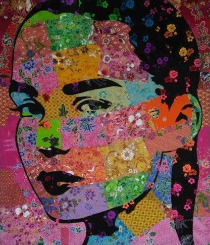 Tanawat - Collage Portrait 19 - 120 x 140 - 15