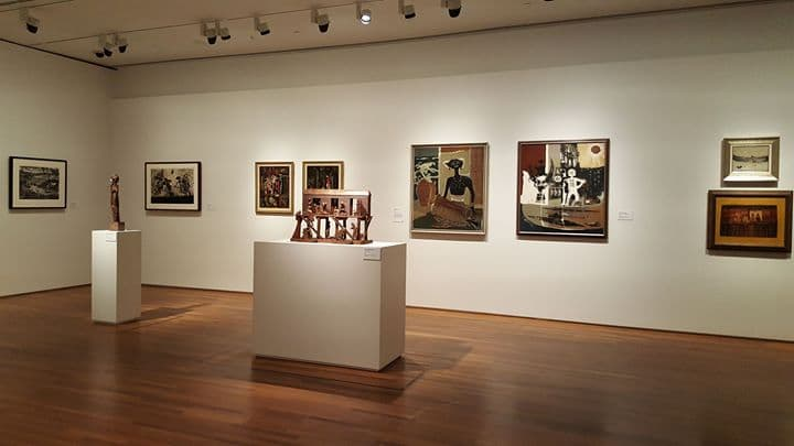 National Gallery Singapore - Story of Singapore Art: 1950s to the 1970s