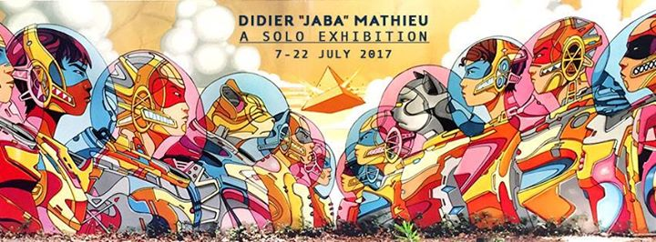 Kult Gallery - Didier 'Jaba' Mathieu: A Solo Exhibition