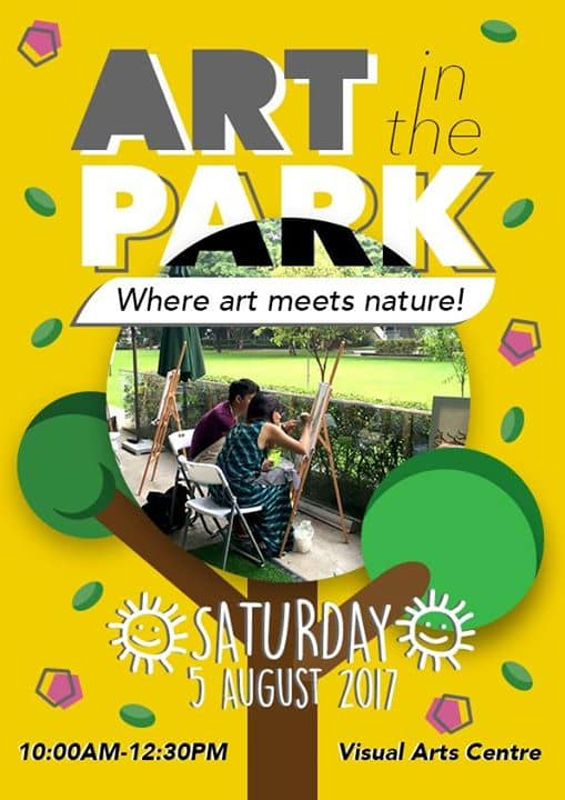 Visual Arts Centre - Art in the Park: Family Day Out
