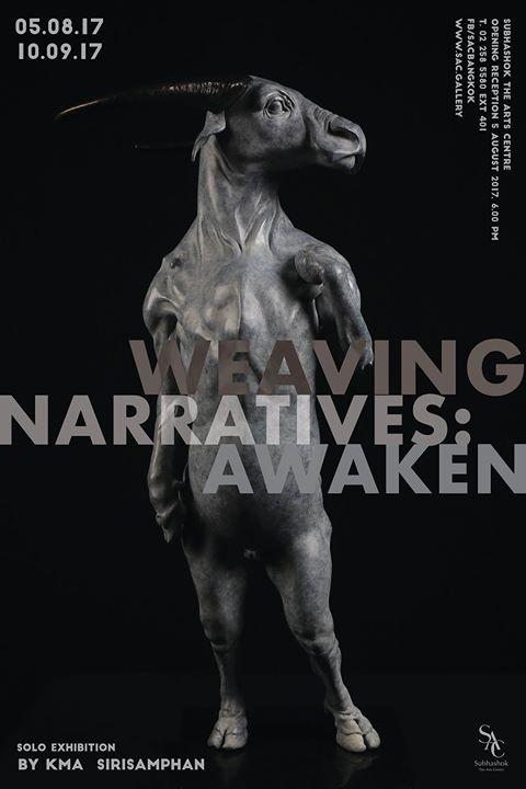 S.A.C. Subhashok The Arts Centre - Weaving Narratives: Awaken