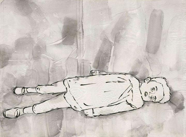 Cho Why - Natalia Ludmila - Drawn Lines
