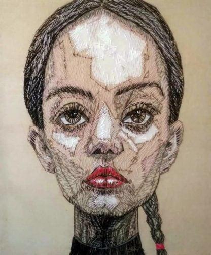 Age - Portrait 61 - 100 x 120 - 25