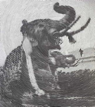 Anuchit - Elephant 01 - 170 x 190