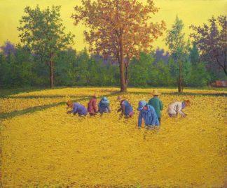 Anurak - Farmers 51 - 120 x 100 - 12