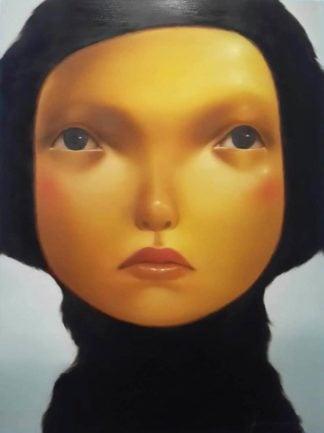 Aranya - Portrait 40 - 90 x 120 - 20