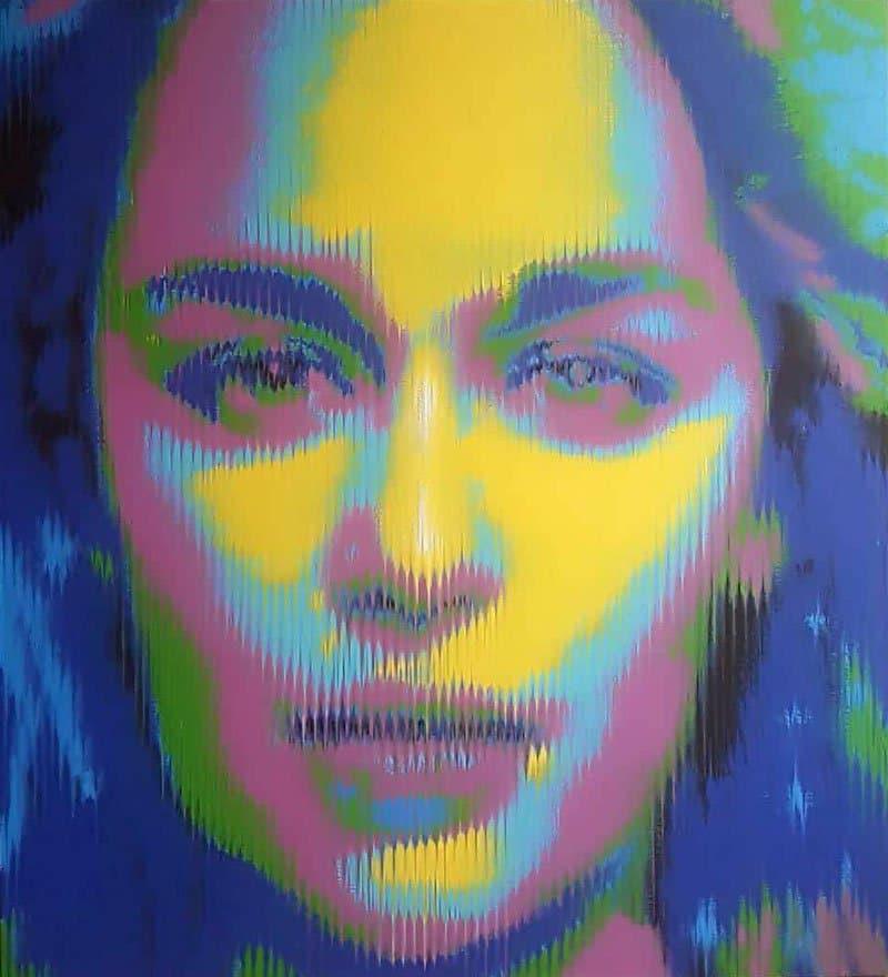 Boat - Portrait 36 - 120 x 140 - 15