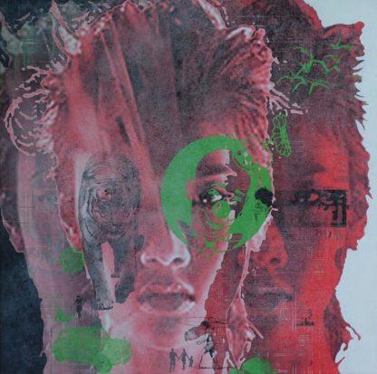Kee - Pop Art 12 - 120 x 120 - 35