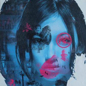 Kee – Pop Art 14 – 80 x 80 – 15