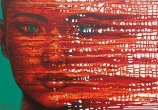Paitoon - Portrait Master 39 - 100 x 70