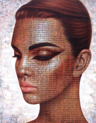 Petch - Portrait 79 - 80 x 100 - 18