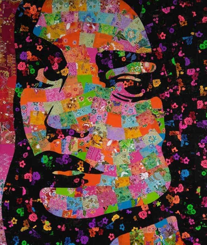 Tanawat - Collage Portrait 22 - 120 x 140 - 15