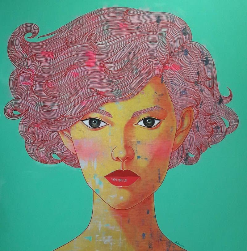 Vatcharapong - Woman Portrait 17 - 150 x 150 - 25