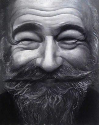 Warapote - Portrait 02 - 100 x 130 - 18