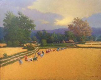 Anurak - Farmers 53 - 140 x 110 - 20