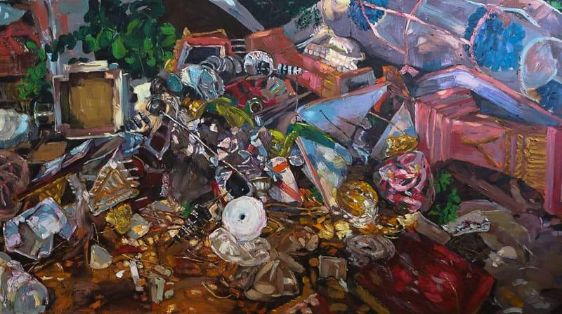 Apichaya - Scrap no.1 - 200 x 100 - 12