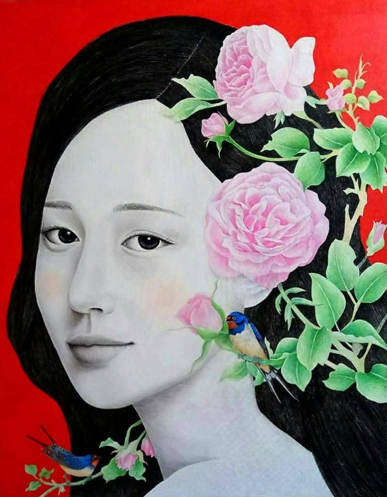 Chatchai - Portrait 01 - 80 x 100 - 15