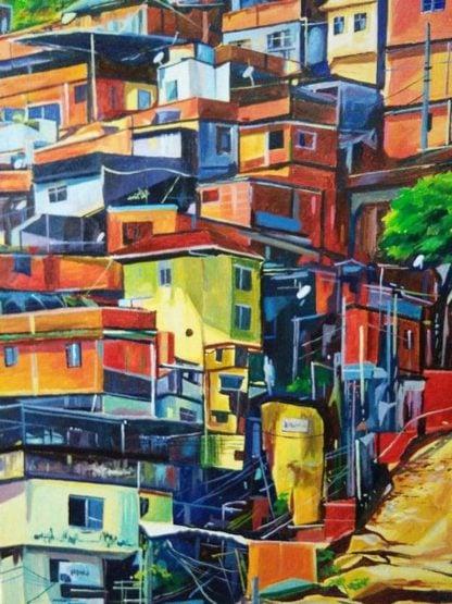 Jatsada - Painting 03 - 40 x 50 - 5