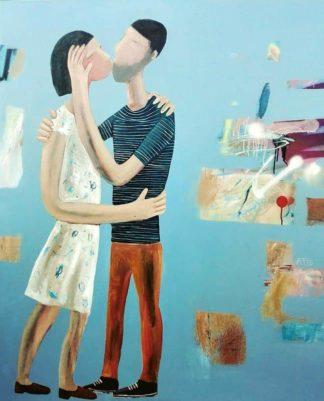Kitti - Sunday Painting 03 - 100 x 120 - 8