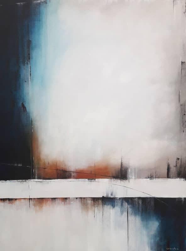 Natcharee - Abstract 23 - 100 x 135 - 6