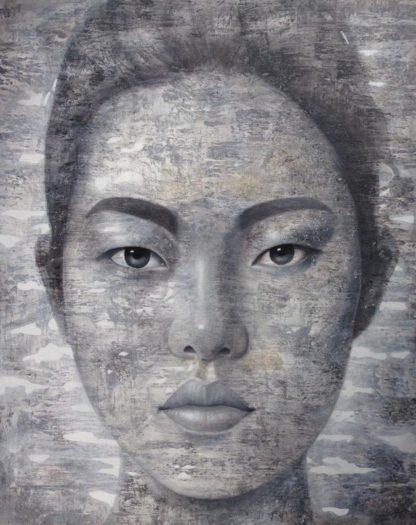 Petch - Portrait 82 - 100 x 120 - 18
