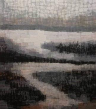 Tanarug - Collage Fabric Scenery 04 - 130 X 150 - 30