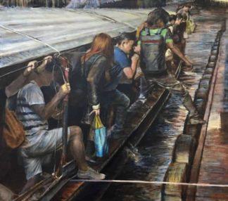 Thitithep - Painting 01 - 180 x 150 - 95