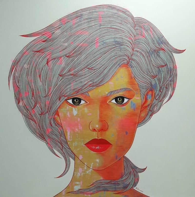 Vatcharapong - Woman Portrait 19 - 150 x 150 - 25