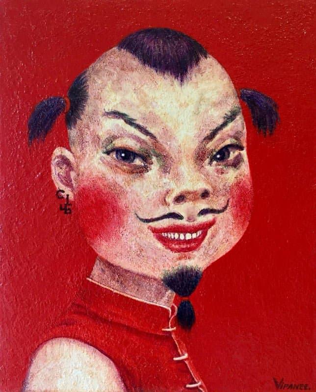 Vipanee - Portrait 10 - 40 x 50 - 6-5