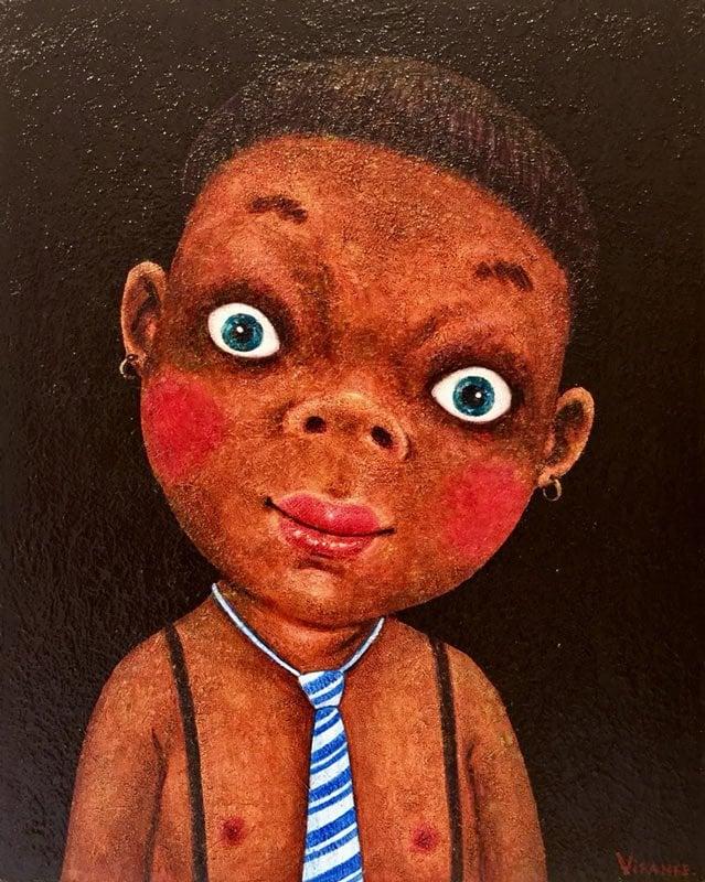 Vipanee - Portrait 11 - 40 x 50 - 6-5