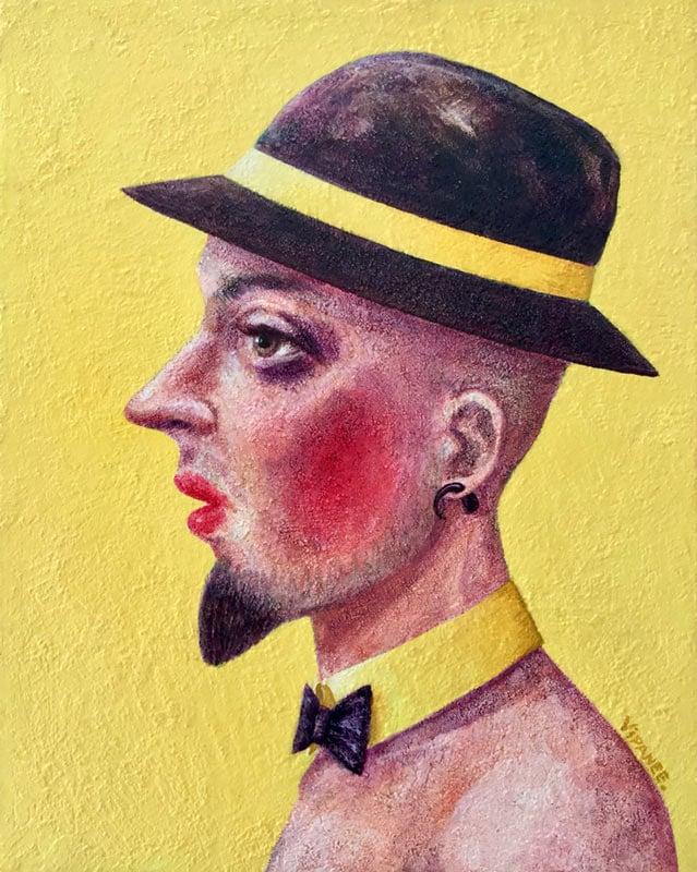 Vipanee - Portrait 13 - 40 x 50 - 6-5