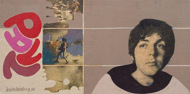 Ilham Gallery - Gerak Rupa Ubur Penyataan 1957 – 1973