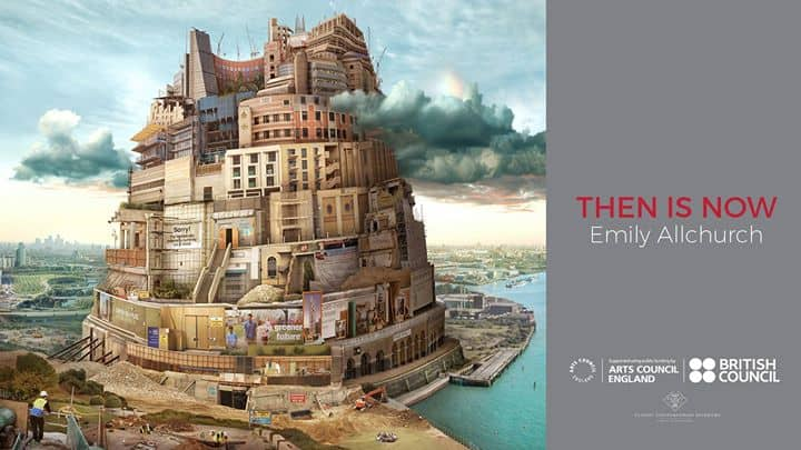 Karin Weber Gallery - Emily Allchurch's Introductory Show