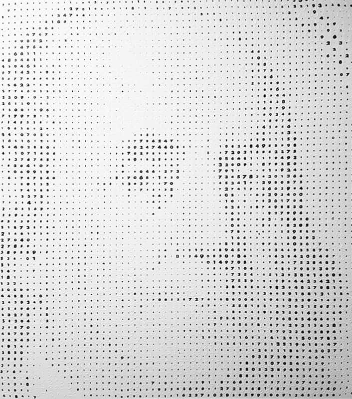 Anuchit - Benjamin Franklin - 150 x 170 - 35