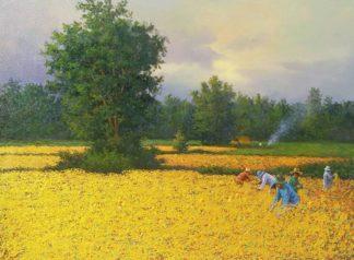 Anurak - Farmers 55 - 80 x 60 - 5