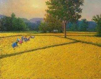 Anurak - Farmers 56 - 100 x 80 - 8