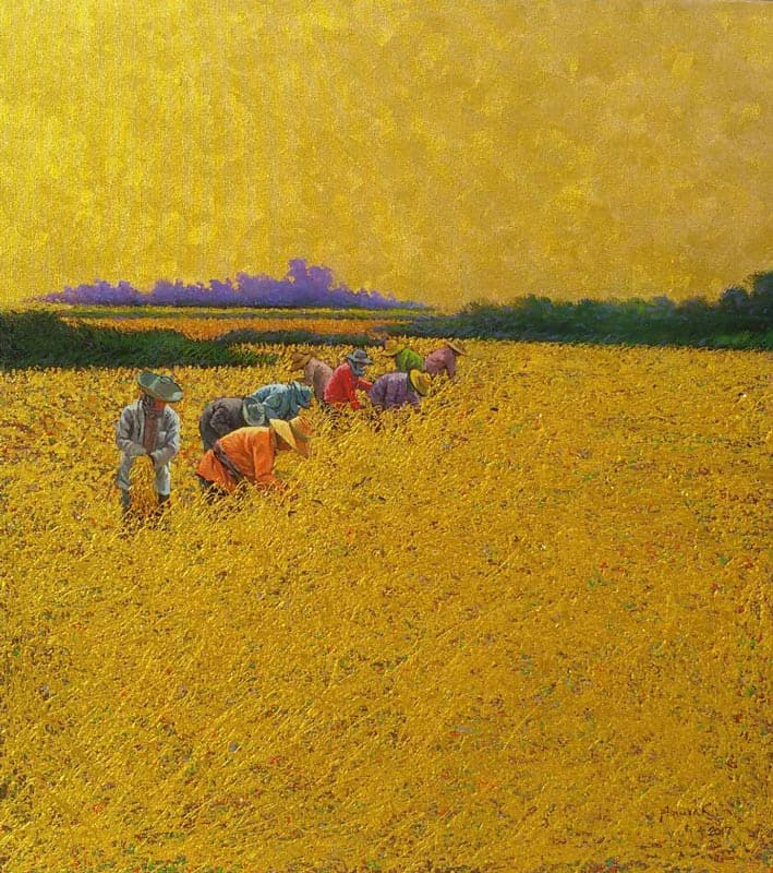 Anurak - Farmers 57 - 80 x 90 - 7