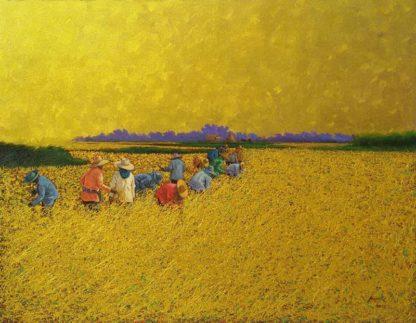Anurak - Farmers 59 - 130 x 100 - 14