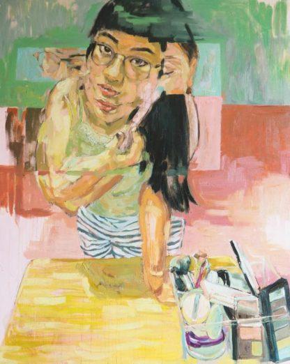 Apichaya - Portrait 01 - 120 x 150 - 12